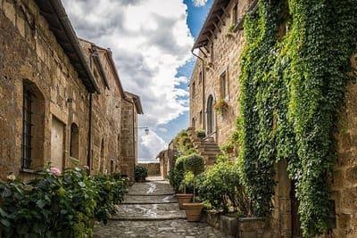 イタリア 1ユーロの家