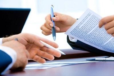 タイで契約書を作る