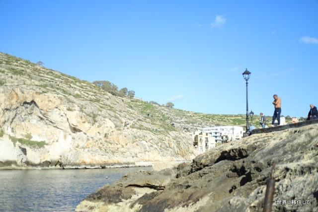 マルタ 1月 気温 水泳
