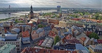 ラトビア 海外旅行