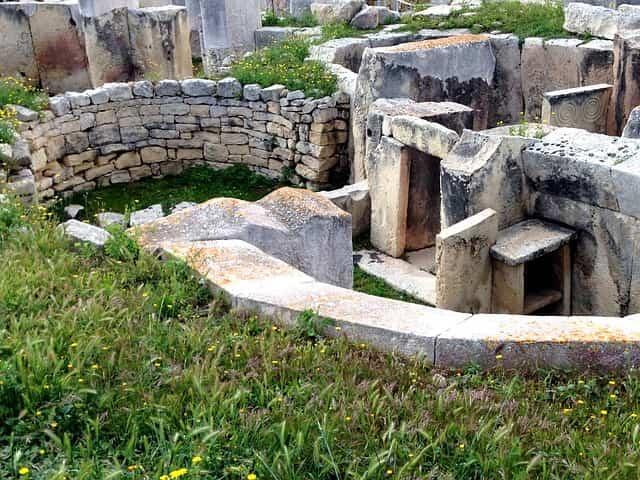 巨石神殿群 マルタ