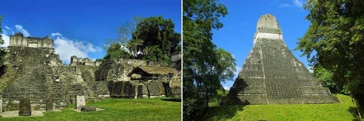 グアテマラ ティカル国立公園