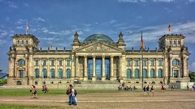 ドイツ ベルリン 人気の移住地