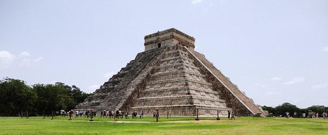 メキシコ チチェン・イッツァ マヤ遺跡