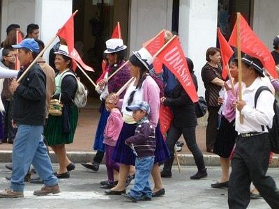 エクアドル人 国民性