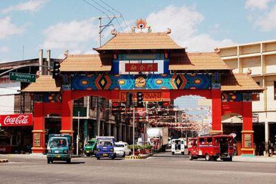 ダバオ チャイナタウン