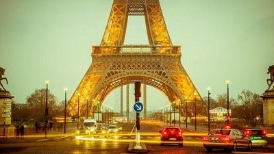 フランス エッフェルタワー
