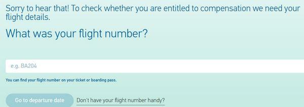 euclaim.comでのフライト遅延・キャンセルの補償料金請求方法