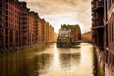 ドイツ ハンブルグ 人気の移住地