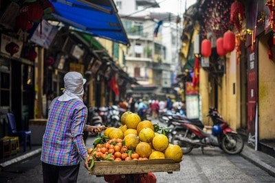 ベトナム ハノイ 人気の移住地