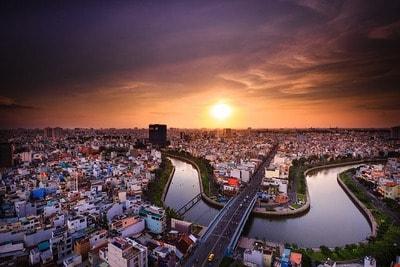 ベトナム ホーチミン 人気の移住地