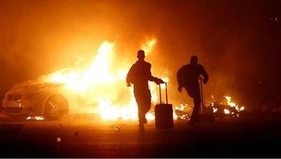 2019年10月20日にマルタで発生した難民による暴動