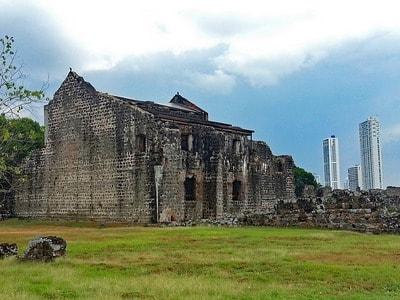 パナマ・ビエホとパナマ歴史地区