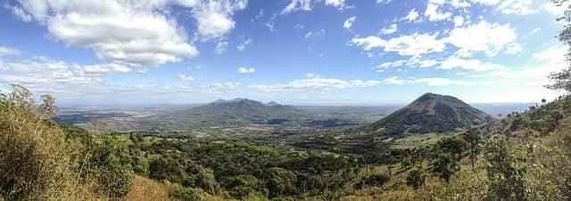 マタガルパの風景