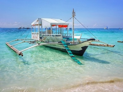 フィリピン ビーチ
