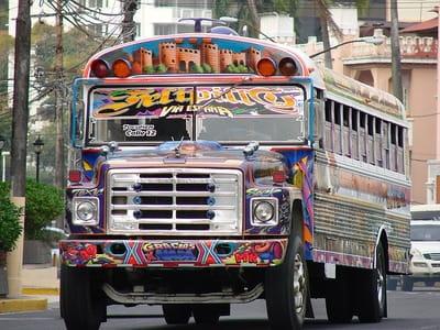 パナマの公共交通機関