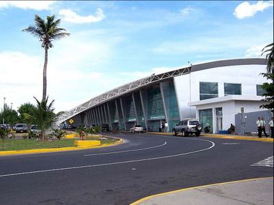 マナグア空港 ニカラグア