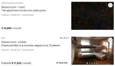 1ヵ月3万円以下で暮らせる国 ウクライナ