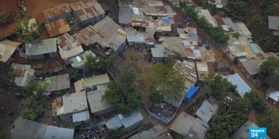違法移民が住む場所 フランス マヨット