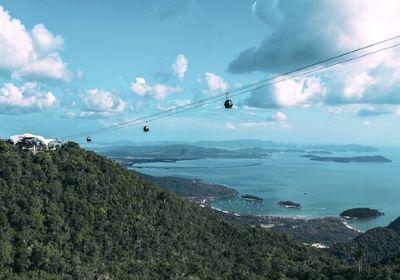 マレーシア ランカウイ 人気の地区 移住