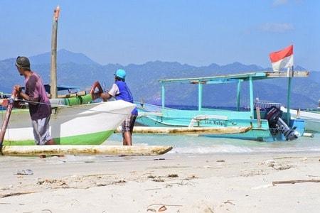 インドネシア ロンボク