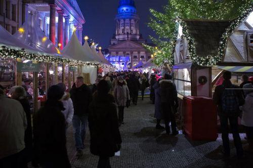 ベルリン クリスマスマーケット