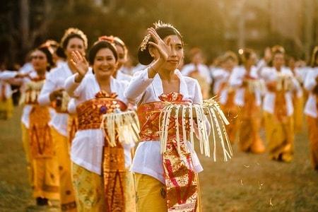 インドネシア人の性格