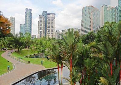 マレーシア クアラルンプール 人気の地区 移住