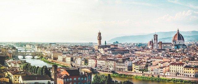イタリア トスカーナ フィレンツェ 移住