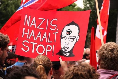 ドイツのドレスデンでナチス非常事態宣言