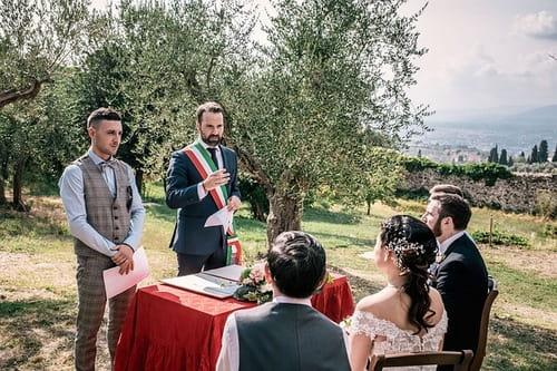 イタリア人と外国人の結婚が増加