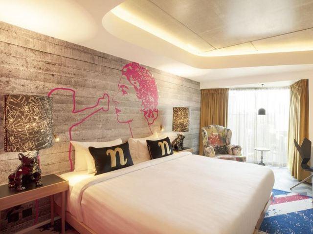 Nhow London おすすめ イギリス ロンドン コンテンポラリーホテル