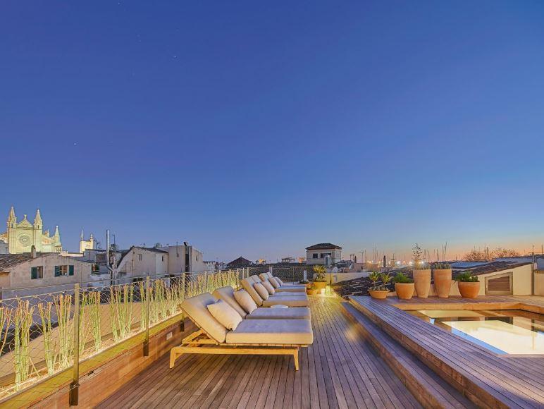 ヨーロッパアワードに選出されたホテル スペイン