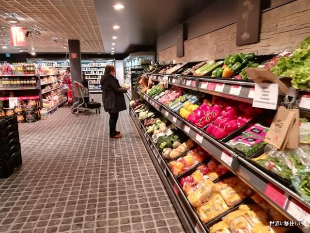 ドイツの物価 スーパーマーケットの値段