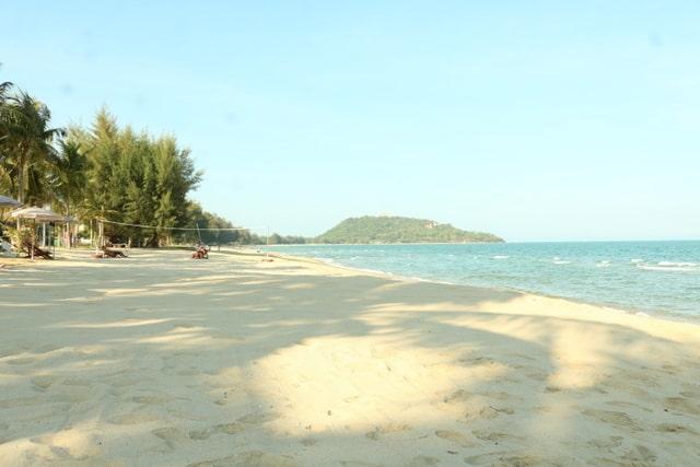 タイ バンクルット Ban krut ビーチ