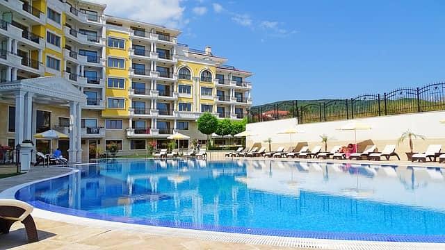 ブルガリア 宿泊費 ホテルの値段