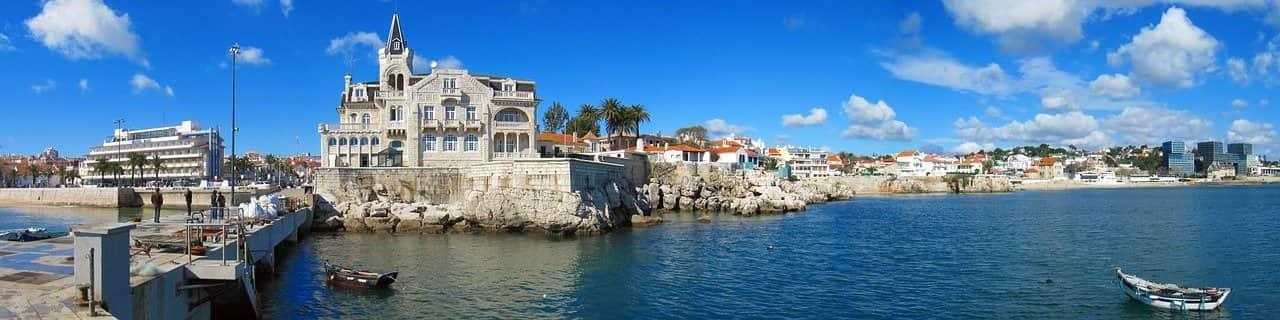 ポルトガル 移住に人気の都市 カシュカイシュ