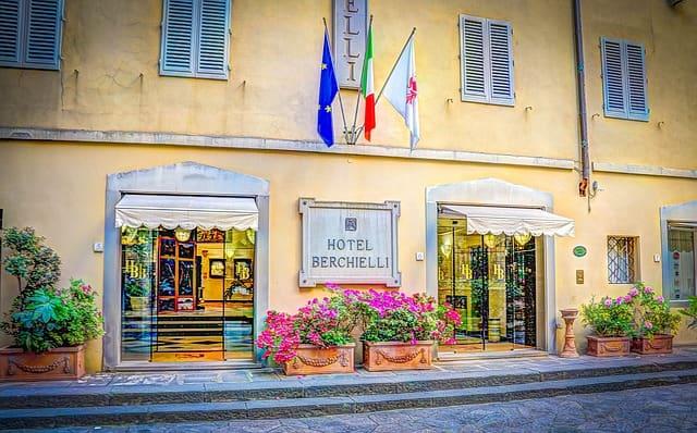 イタリアのホテル、ホステルの値段