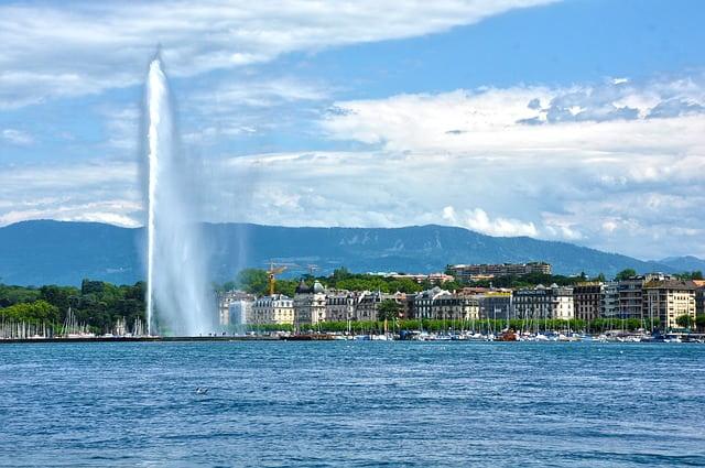スイス リタイアメントビザで移住する方法 ジュネーブ