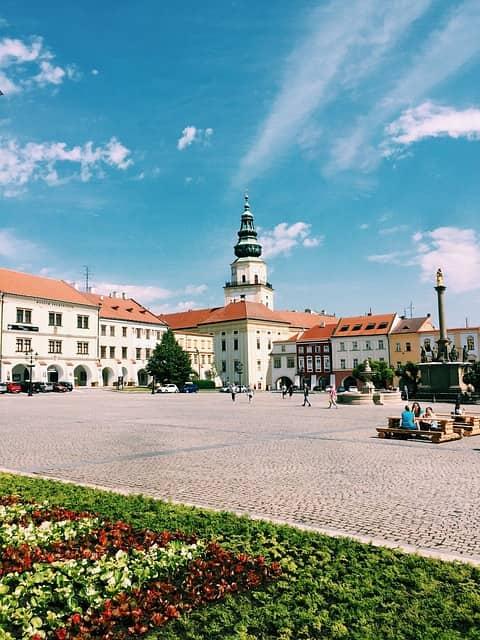 チェコ移住 おすすめの都市 クロメルジーシュ
