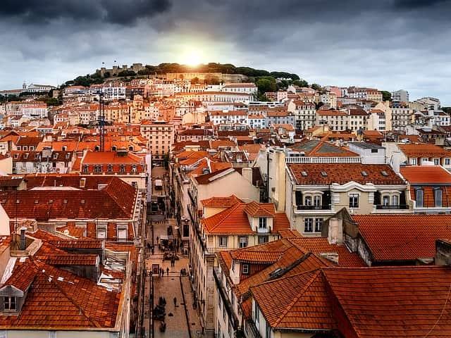 ポルトガル 移住に人気の都市 リスボン