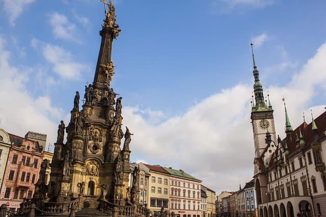 チェコ移住 おすすめの都市 オロモウツ(Olomouc)
