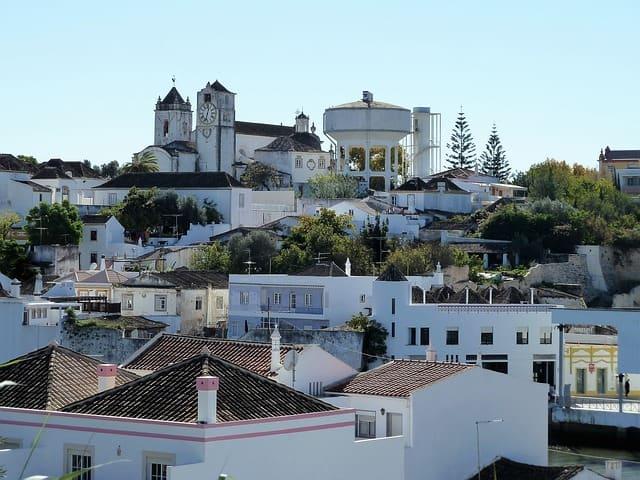 ポルトガル 移住に人気の都市 タヴィラ