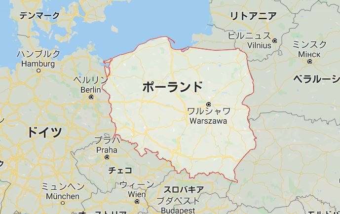 ポーランド 基礎データ