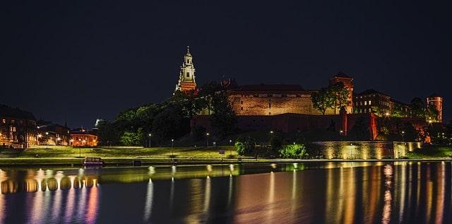 大晦日におすすめの都市 クラクフ ポーランド