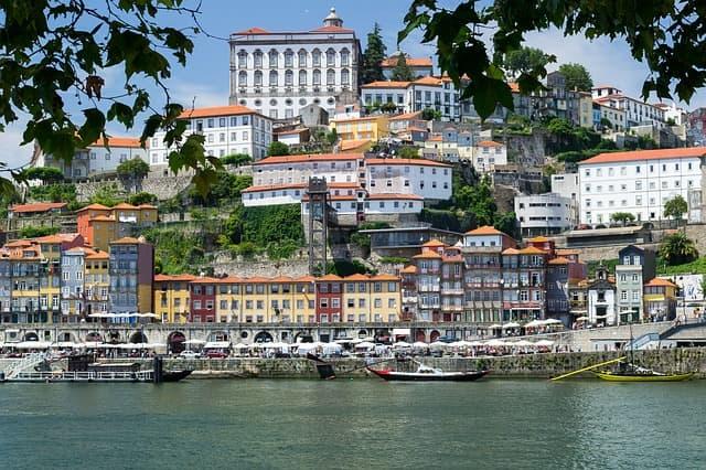 ポルトガル 移住に人気の都市 ポルト