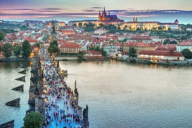 チェコ移住 おすすめの都市 プラハ