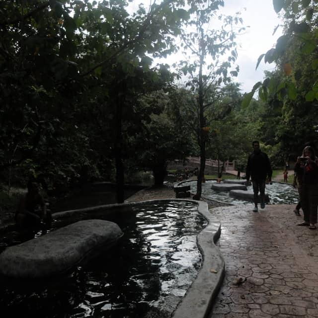 ター・パーイ温泉