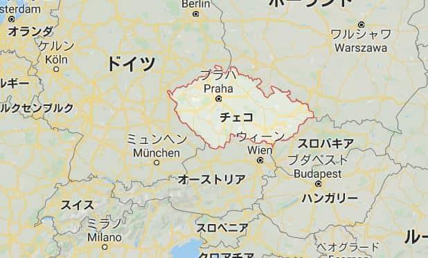 チェコ 基礎データ 情報
