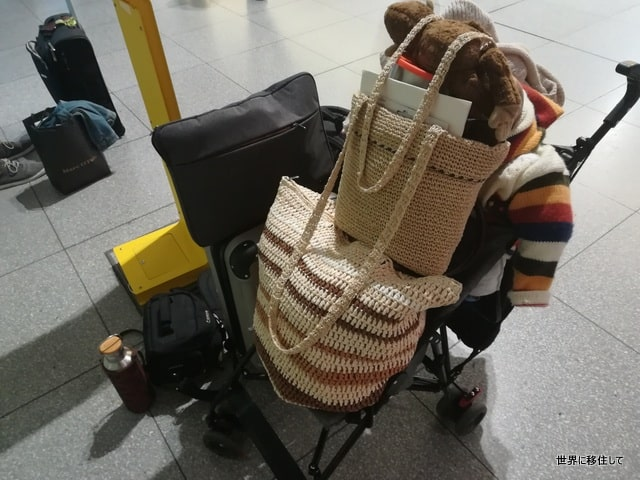 ライアンエアー(Ryanair)手荷物